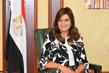 وزيرة الهجرة تبحث التعاون مع الجامعة البريطانية للمشاركة في دعم تنفيذ عدد من المبادرات