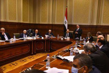 الاجتماع الأول للجنة إعدادات لائحة الشيوخ