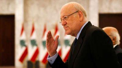 رئيس الحكومة اللبنانية المكلف نجيب ميقاتى