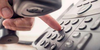 رابط فاتورة التليفون الأرضي اكتوبر 2021
