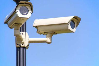 كاميرات المراقبة الطريق إلى حل القضايا الغامضة