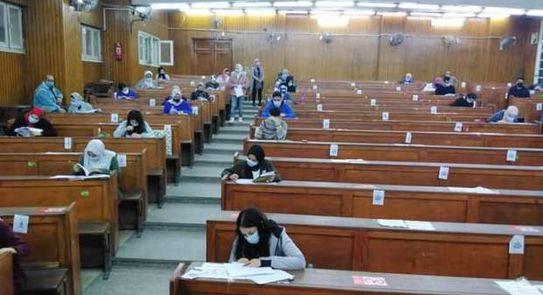 س و ج..كل ماتريد معرفته عن امتحانات الجامعات 2021 الفصل الدراسي الثاني -  مصر - الوطن