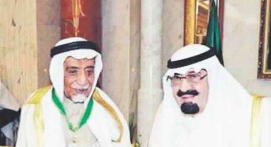 وفاة مؤلف النشيد الوطني السعودي الشاعر إبراهيم خفاجي العرب والعالم الوطن