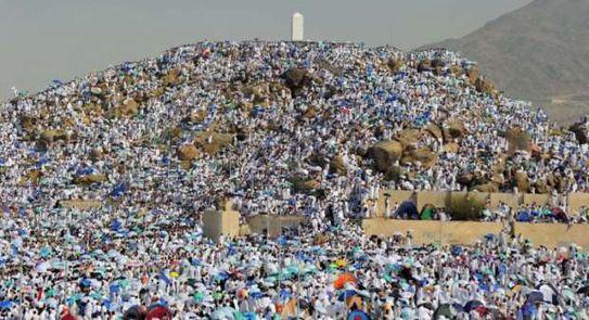 في يوم عرفة تعرف على جبل الرحمة مصر الوطن