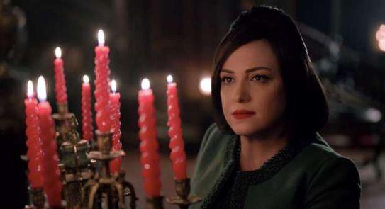 "Riham Abdel Ghafour in TV series ""Qasr El Nile"""