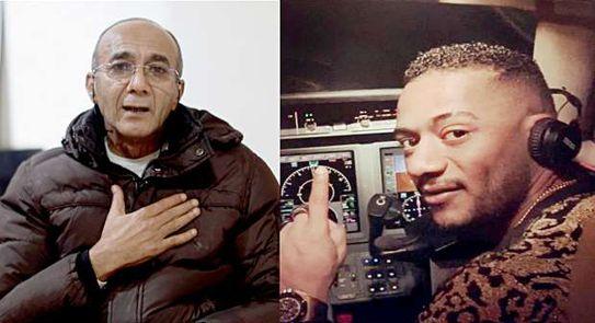 القصة الكاملة للأزمة بين محمد رمضان والطيار الموقوف مصر الوطن