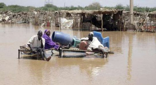 فيضان النيل ارتفاع قياسى فى منسوب مياه النهر بالسودان ومتوسط على الهضبة الإثيوبية والاستفادة من الأمطار محدودة مصر الوطن
