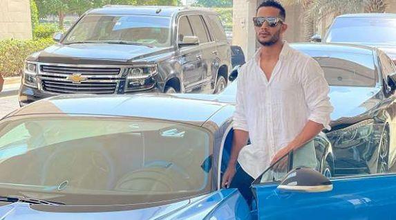 سعر سيارة محمد رمضان الجديدة.. واحدة من أغلى السيارات في العالم