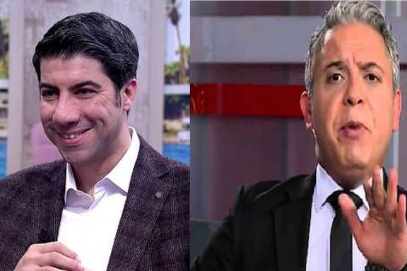معتز مطر وحسام الشوربجي