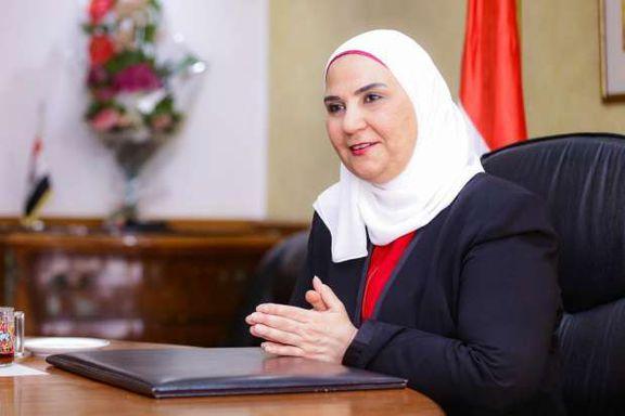 الدكتور نيفين القباج .. وزيرة التضامن الاجتماعي