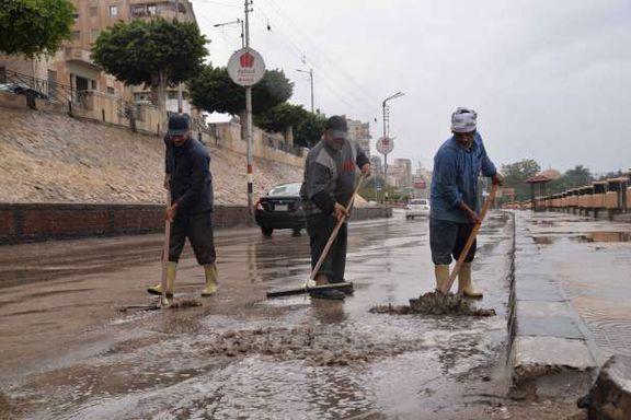 المحافظات تستعد للتصدي للأمطار والسيول - صورة أرشيفية