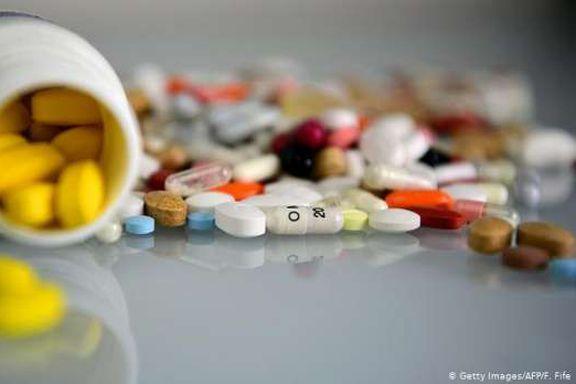 الأشكال الصيدلية للأدوية