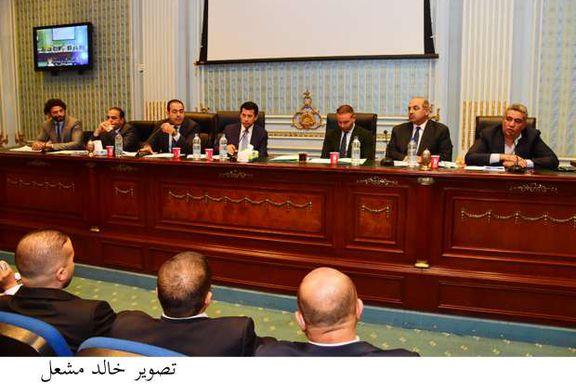 جانب من اجتماع لجنة الشباب في مجلس النواب اليوم