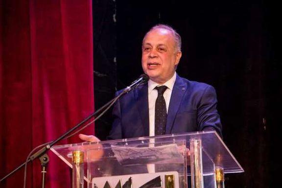 أشرف زكي نقيب الممثلين