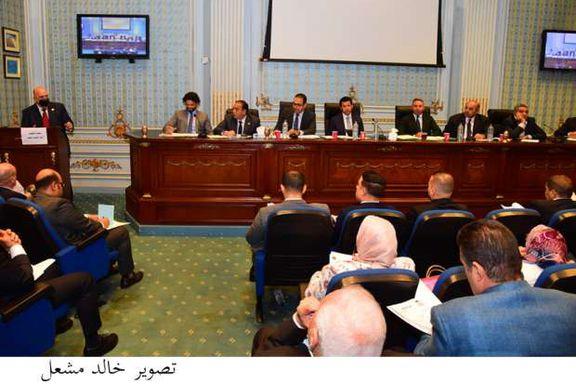 جانب من اجتماع لجنة الشباب في مجلس النواب