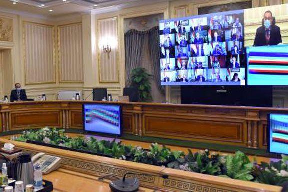 الاجتماع الأسبوعي للحكومة برئاسة الدكتور مصطفى مدبولي