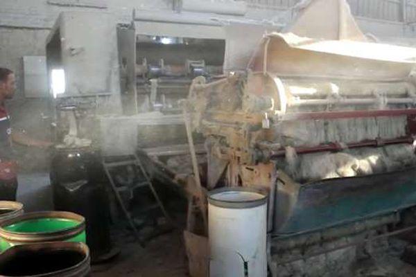 شبراملس قرية الأنامل الذهبية في صناعة الكتان