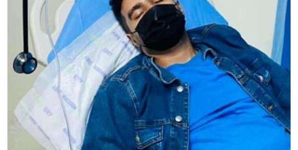 إسلام إبراهيم من داخل المستشفى: بقالي أسبوع مش فاهم أنا عندي إيه
