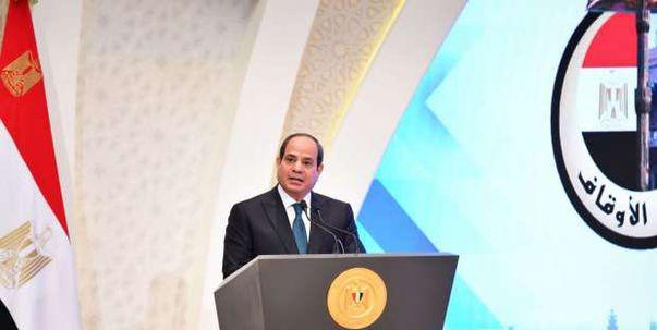 الرئيس عبد الفتاح السيسي -ارشيفية-