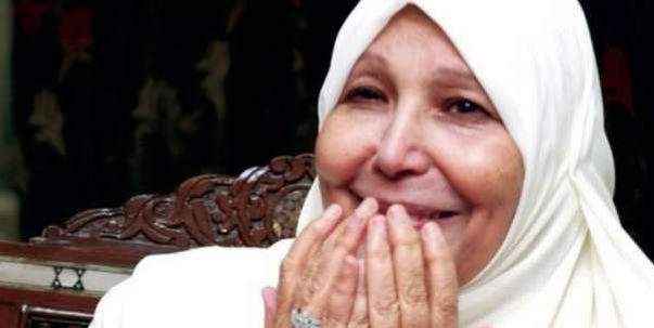 الراحلة الدكتورة عبلة الكحلاوي