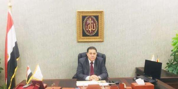 اللواء أشرف الخطيب، الأمين العام للمجلس القومي لرعاية أسر الشهداء والمصابين