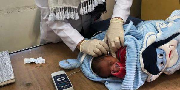 صحة الغربية: تنفيذ مبادرة فقدان السمع للأطفال تنفذ في 161 وحدة