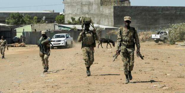 الجيش الإثيوبي.. صورة أرشيفية