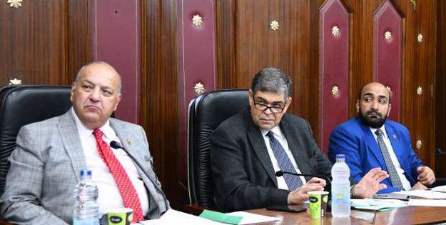 اجتماع سابق للجنة الصحة بمجلس النواب