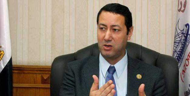 الدكتور جاد القاضي رئيس المعهد القومي للبحوث الفلكية