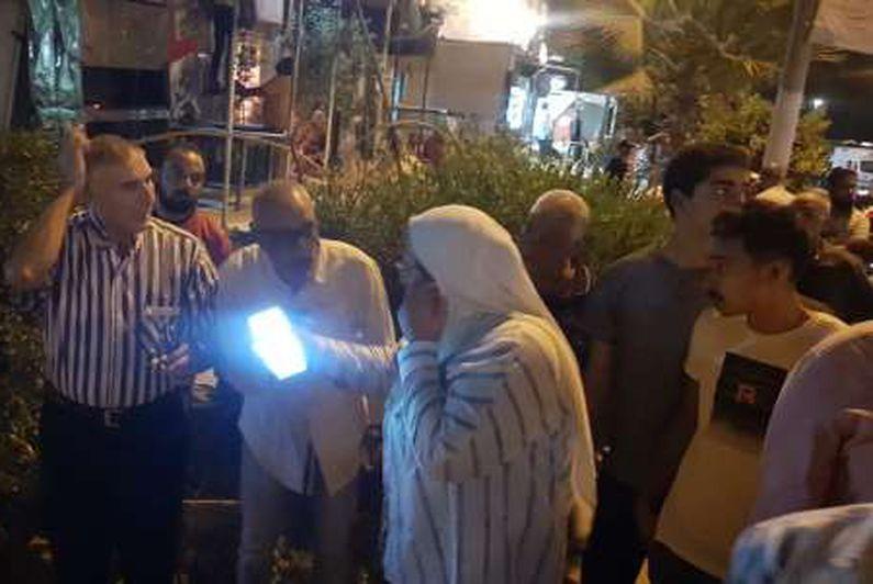 """رئيس جهاز """"القاهرة الجديدة"""" يقود حملة مكبرة لإزالة الإشغالات"""