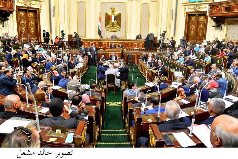 جلسة مجـلس الـنواب برئاسة المستشار الدكتور حنفي جبالي
