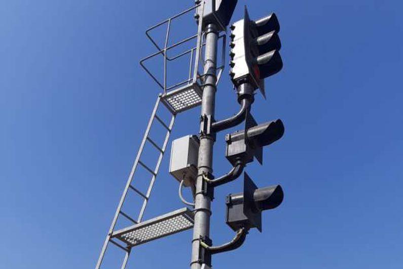 وزير النقل يعلن دخول برج شبلنجه في الخدمة