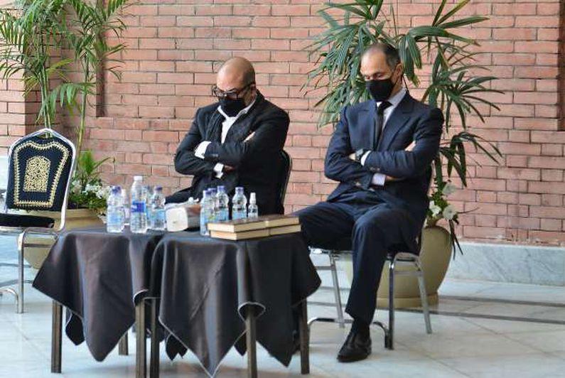 أسرة الرئيس الراحل مبارك تحيي ذكرى وفاته