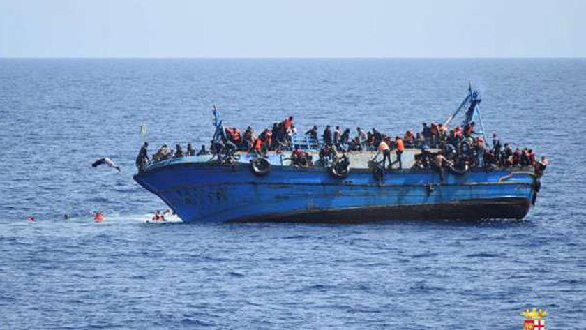 مراكب الهجرة غير الشرعية