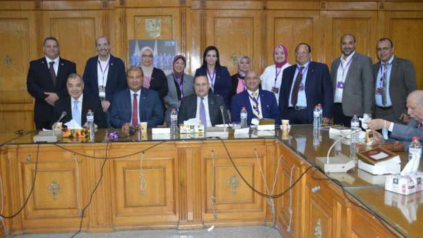 المؤتمر العلمي الدولي في الإسكندرية
