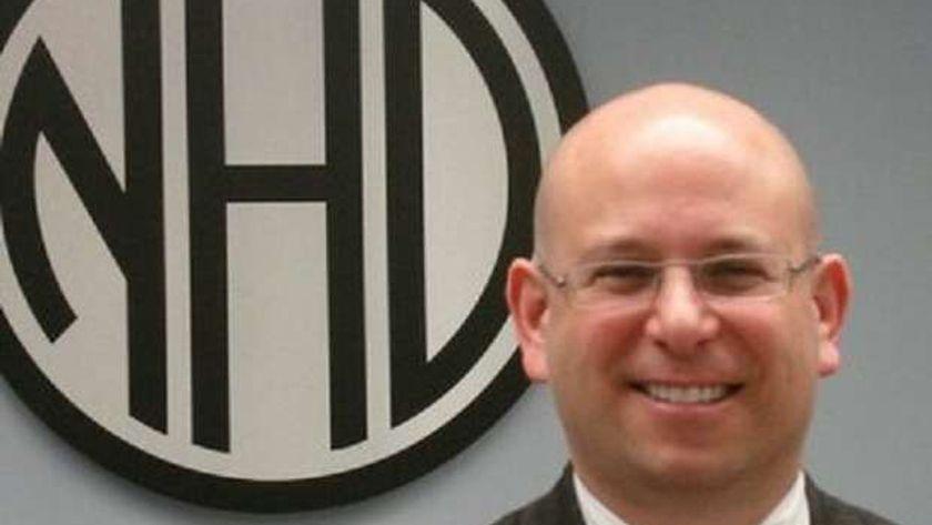 هوارد روزنبلوم، المدير التنفيذي للجمعية الوطنية للصم في الولايات المتحدة