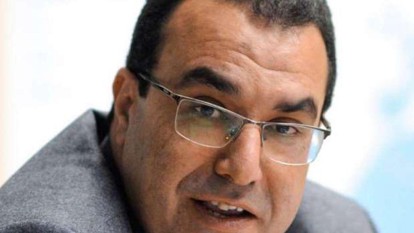 المهندس عمرو داود، نائب رئيس شعبة الألبان بالغرفة التجارية في الإسكندرية