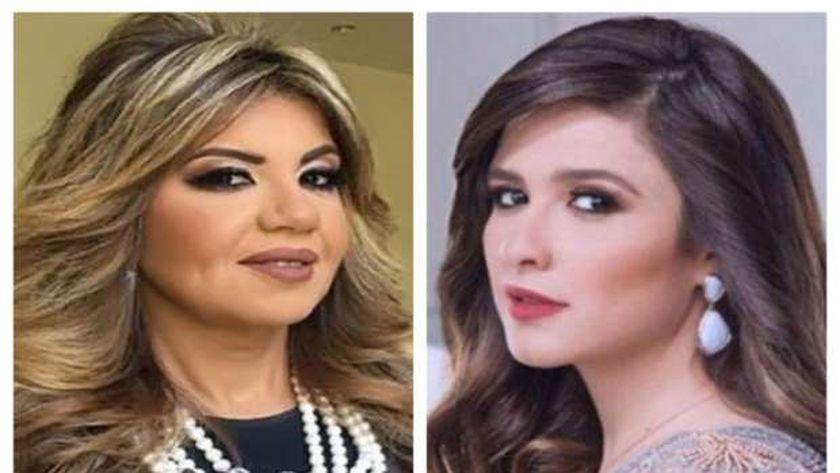 بوسي شلبي وياسمين عبد العزيز
