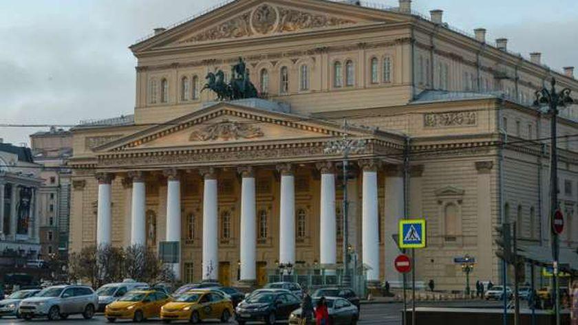 مسرح البولشوي الروسي