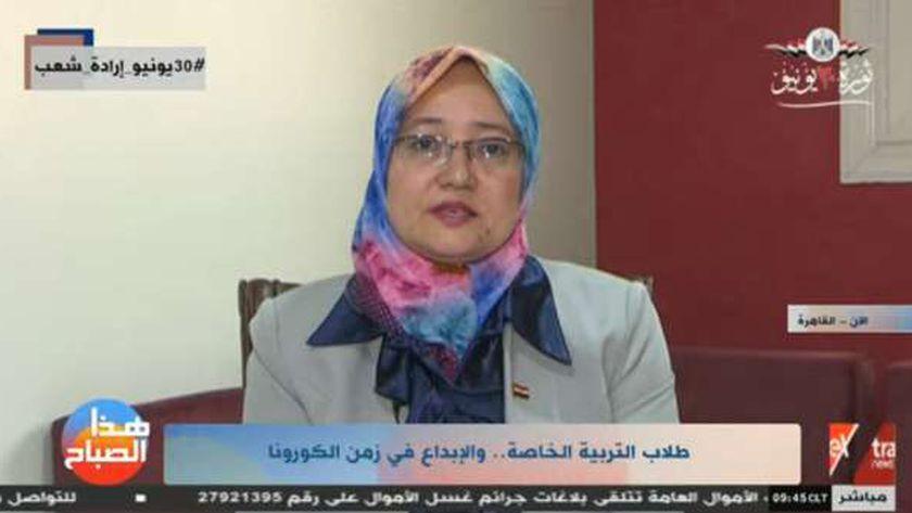 الدكتورة هالة عبدالسلام