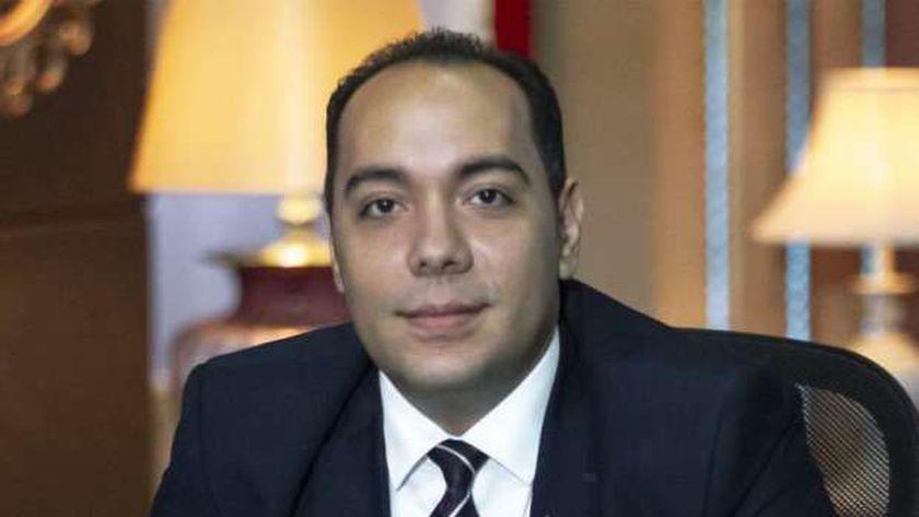 عضو مجلس أمناء تنسيقية شباب الأحزاب والسياسيين