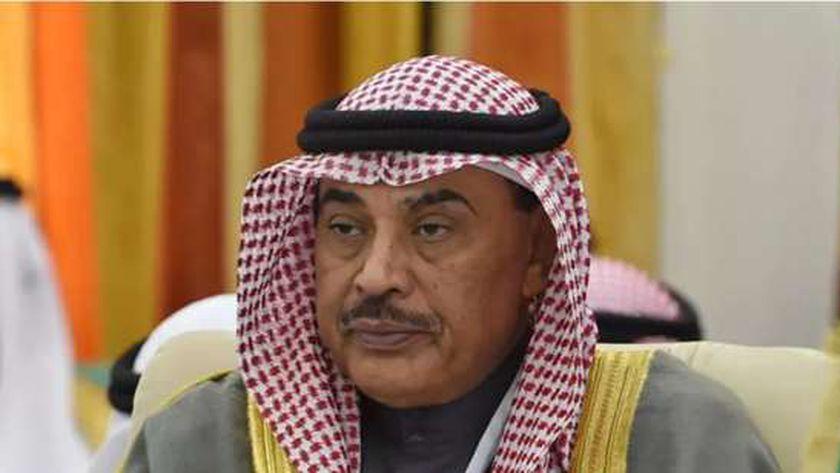 رئيس الوزراء الكويتي صباح خالد الحمد الصباح
