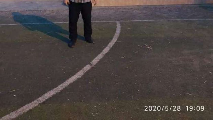 مركز شباب أبوعاشور بالتل الكبير
