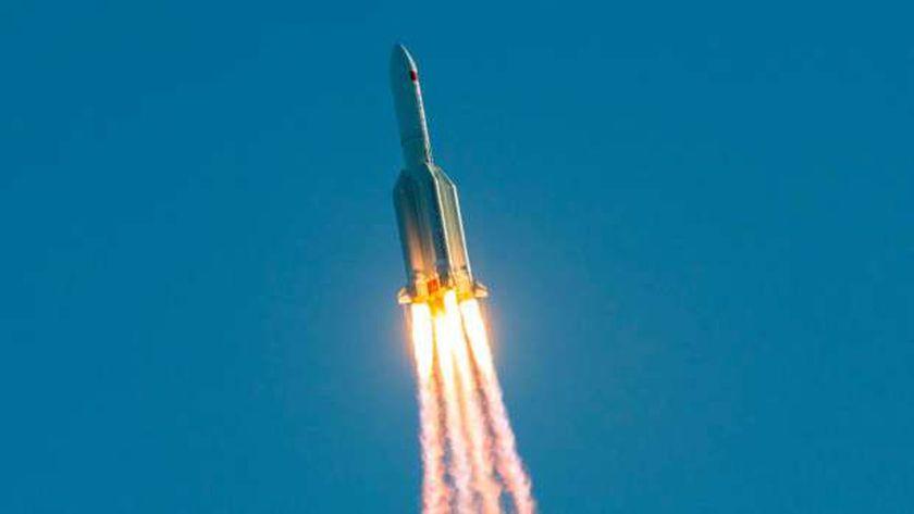 صورة فاروق الباز عن الصاروخ الصيني: هناك احتمالان بعد دخوله المجال الجوي – مصر