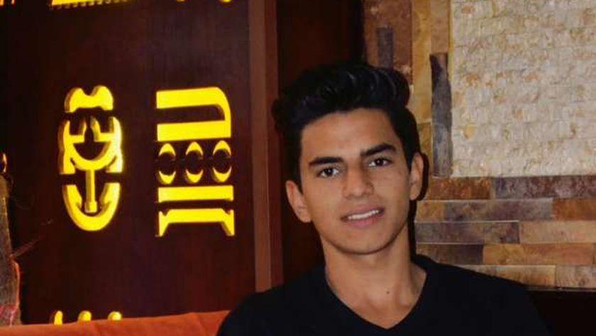 الطالب أحمد شعبان أحمد عبيد