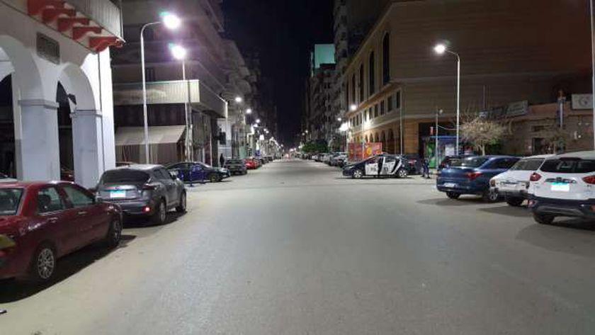شوارع بورسعيد