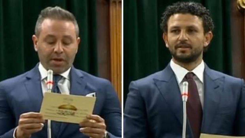 حسام غالي وحازم إمام