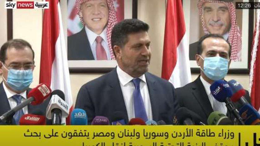 وزير الطاقةفي حكومة تصريف الأعمال فيلبنان