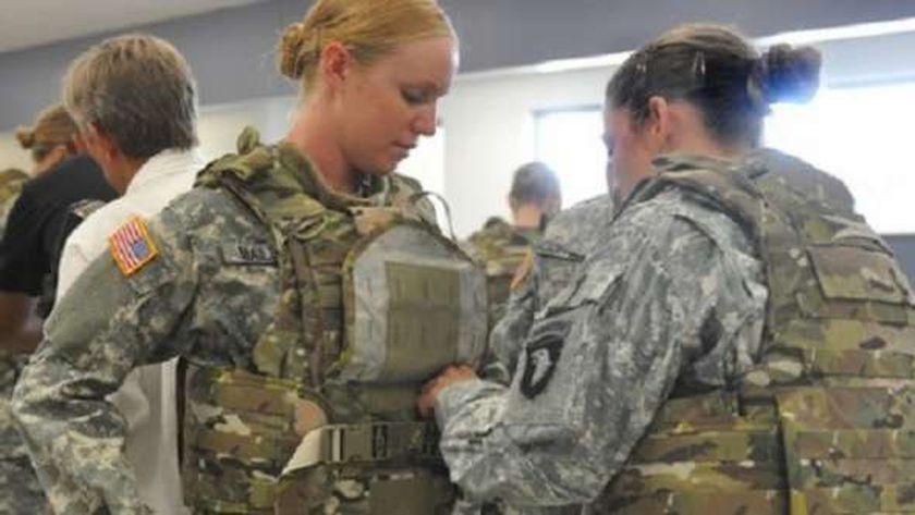 عناصر من الجيش الأمريكي