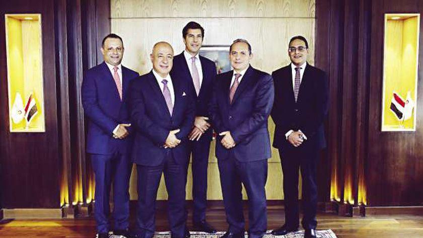 البنك الأهلى يتربع على عرش القطاع المصرفى المصرى
